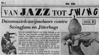 Waterman, Willem - De Gil, nummer 12, pag 4 - van jazz tot swing - zonder onderschrift