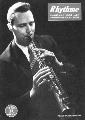 Haagse jazzscene - portret Peter Schilperoort