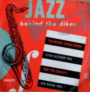 Jbtd versus JfH - platenhoes Jazz behind the dikes